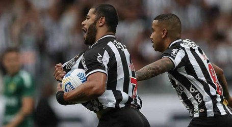 Galo bate o Cuiabá e dispara na liderança do Brasileirão