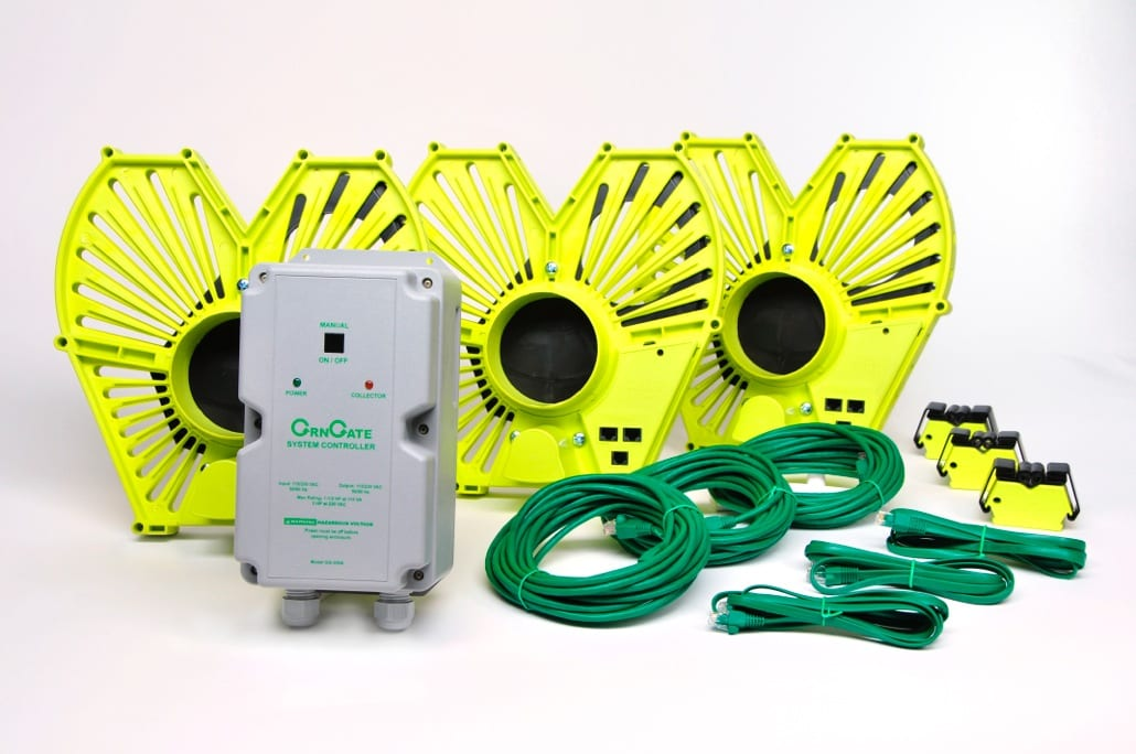 Automatic Dust Collection Starter Kit