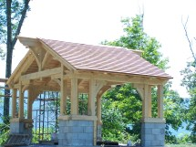 England History Green Mountain Timber Frames