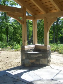 Post and Beam Barn Plans