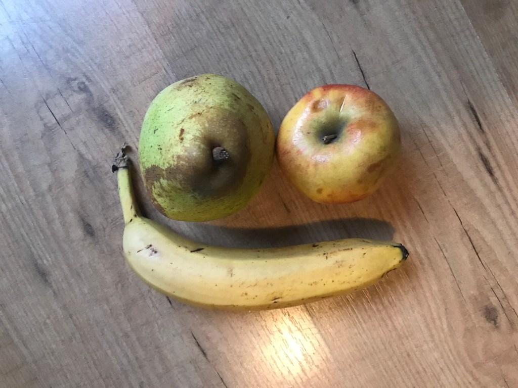 lokaal groente en fruit