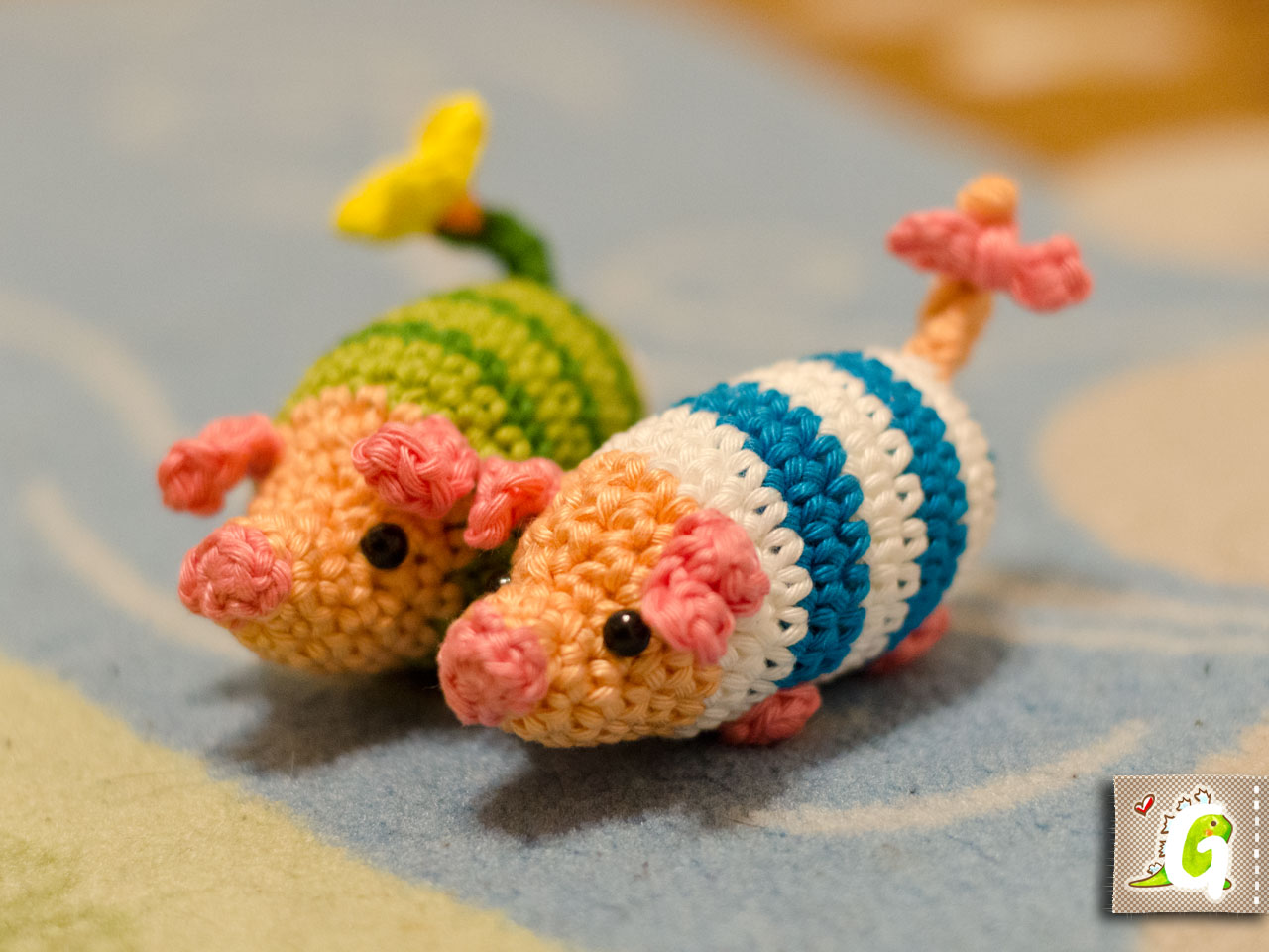 Monster World Garten Mehr Poogie Mehr Monster Hunter Amigurumi Groaaar By