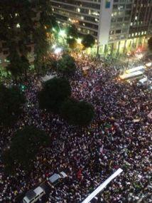 Protests in Rio