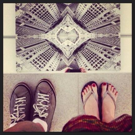Asymmetric symmetry