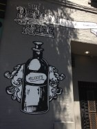 street art, Little Italy, San Francisco walk