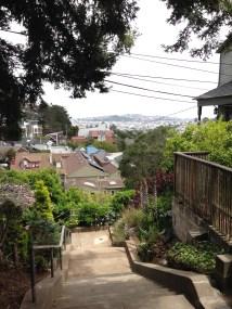 Vulcan/Saturn Stairs, Castro