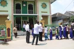Kedisiplinan Anak-Anak dalam Taati Disiplin SOP Protokol Kesehatan Terus Diperluas