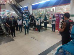 Para Relawan Demokrasi KPU Grobogan Terus Bergerak ke Basis Pemilih dengan Kedepankan Disiplin Protokol Kesehatan