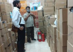Gudang Logistik KPU Grobogan Dicek, Inilah Usulan dari Polres dan Bawaslu Grobogan
