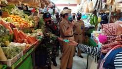 Puluhan Warga Bandungan Terjaring Razia Masker