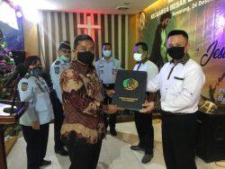 72 Narapidana di Kota Semarang Terima Remisi Khusus Perayaan Natal 2020