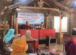 Sinkroninasi Program Kabupaten Sehat untuk Wujudkan Prestasi dengan Penghargaan Swasti Saba Padapa 2021