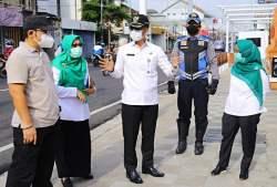 PKL di Kawasan City Walk Jalan Sunan Kudus segera Ditata