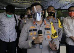 AKBP Edwin Louis Sengka Paparkan Rilis Tahun 2020 Polres Batang