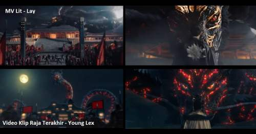 video young lex plagiat lay