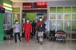 Langkah Cepat Pemkab Wonosobo dalam Penanganan Covid-19 Diapresiasi Gubernur Ganjar