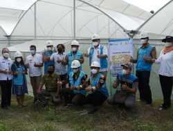 Program Electrifying Agriculture di Desa Klopoduwur Blora Diresmikan