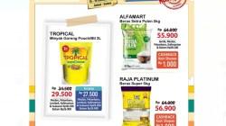 Jangan Sampai Kelewatan, Inilah Info Promo Alfamart, Indomaret dan Superindo Periode 15-19 Oktober, Banyak Barang Turun Harga