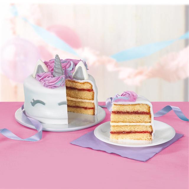 Morrisons Morrisons Unicorn Cake 1185g Product Information
