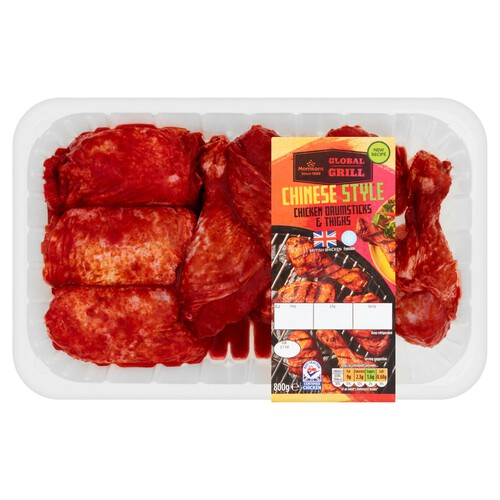 Morrisons Chinese Style Chicken Drum & Thigh