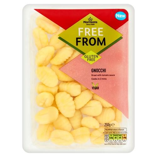 Morrisons Free From Potato Gnocchi