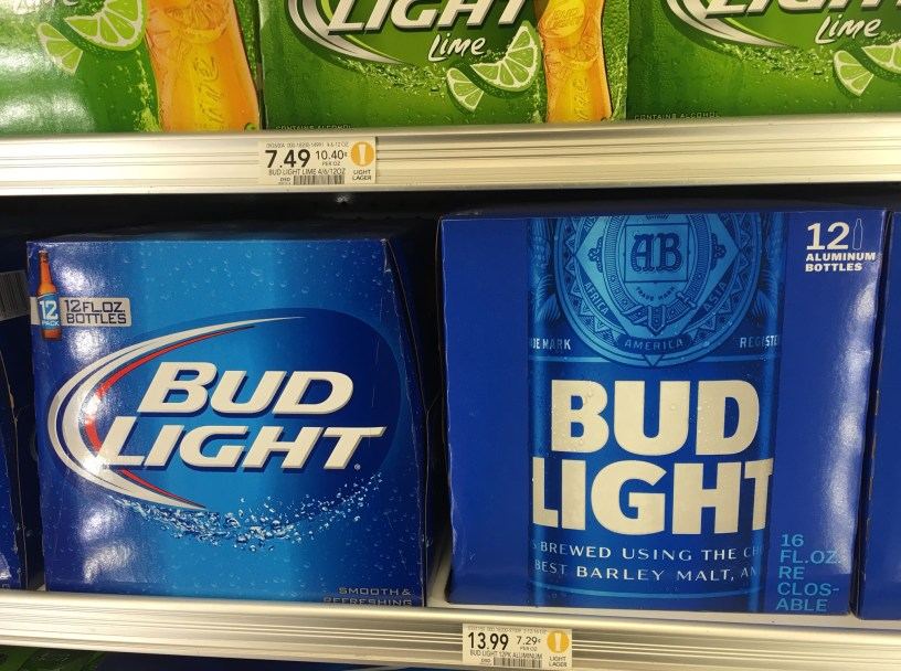 bud light has a