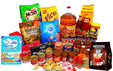 grocery supermarket transparent cupboard shopping kirana list effect coupons stores koronadal amega various india prepare