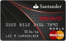 Santander Bravo MasterCard