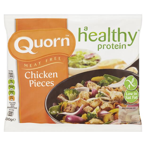 Quorn Chicken Pieces 300g jpeg[2]