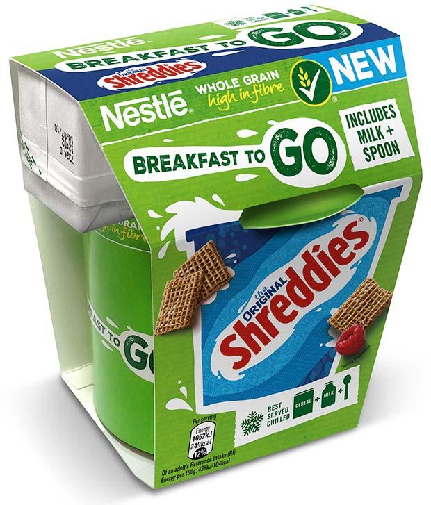 Nestl Box Bowls rethink breakfast  Grocery Trader