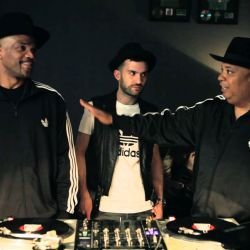 adidas Originals with Run DMC and A-Trak
