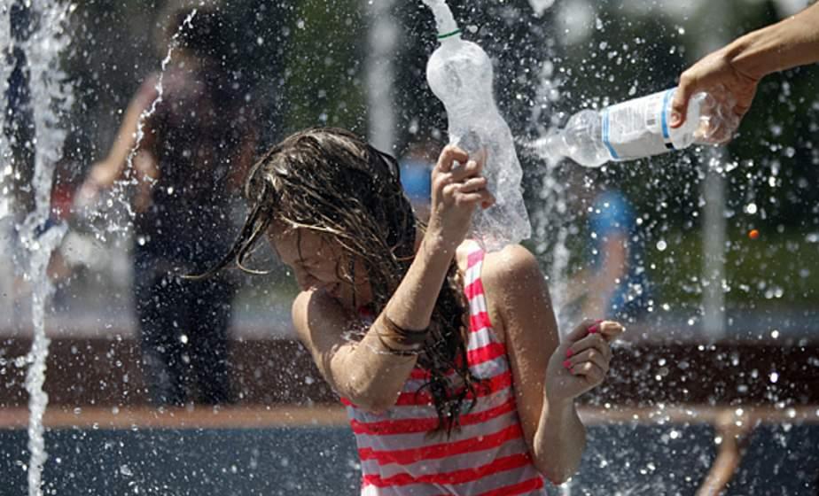 30-градусная жара идет в Беларусь