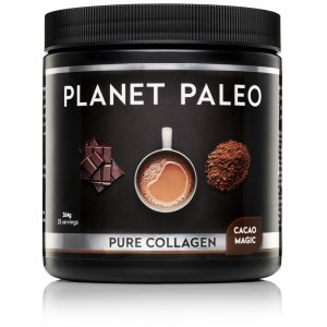 Pure Collagen Cacao Magic collageen poeder Planet Paleo