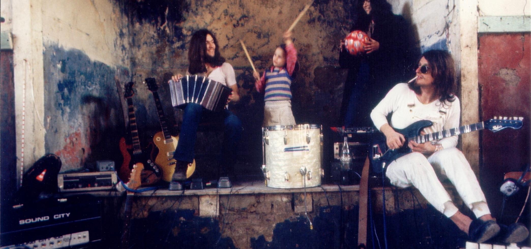 NEU! and friends 1972 (1)