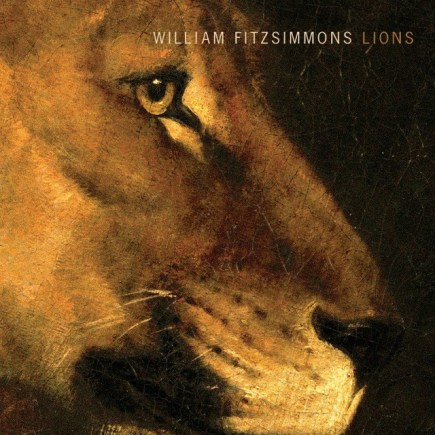William Fitzsimmons - Lions - CD