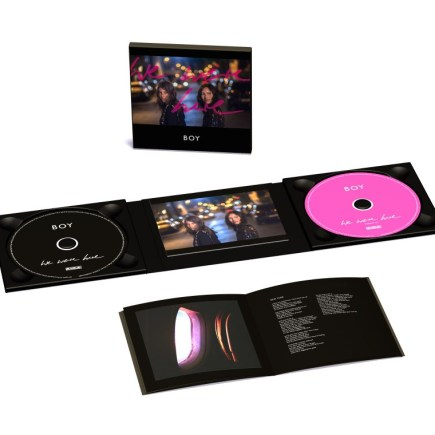 WWH DELUXE CD
