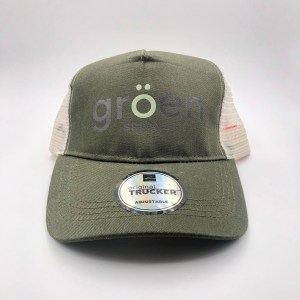 Groen Seeds Trucker Cap