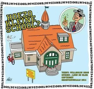 musical Hoezo kleine school