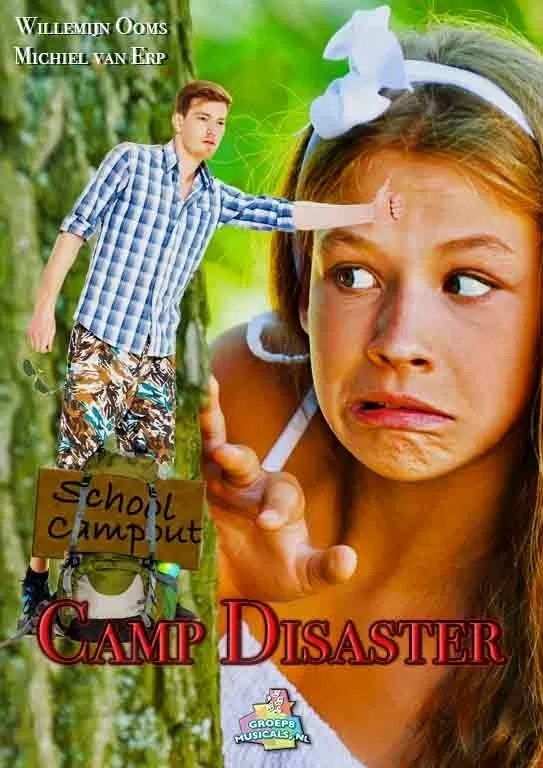 poster camp disaster