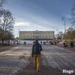 Een stadswandeling door Oslo