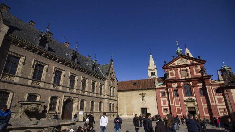 Burcht van Praag