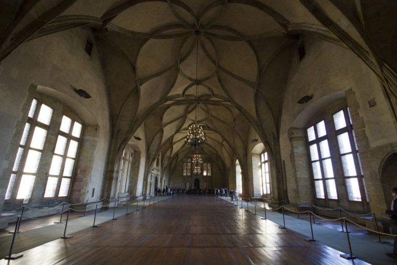 Old Royal Palace Prague