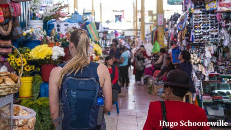 Mercado San Camilo Arequipa