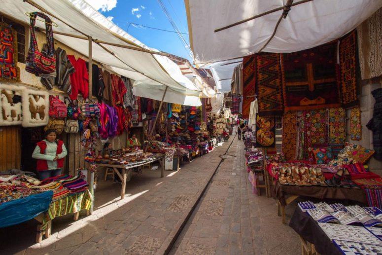 Markt Pisac