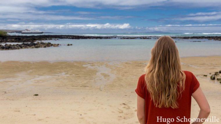 Strand Galápagoseilanden