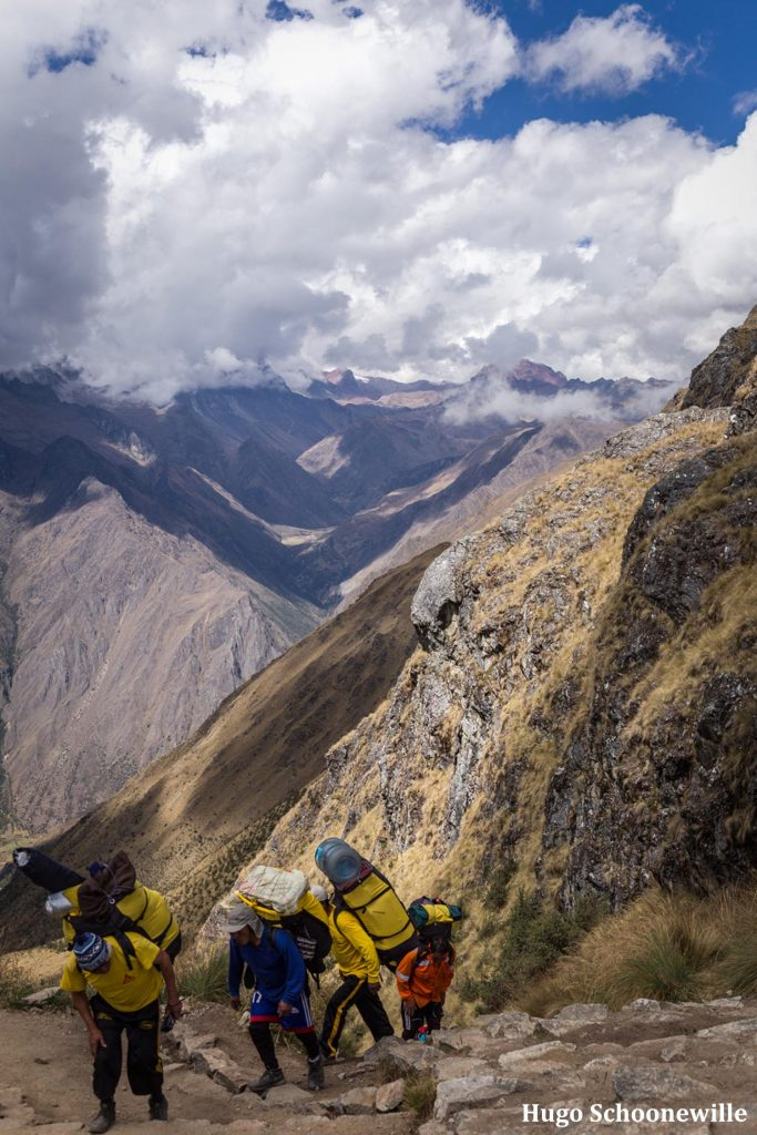 Porters Inca Trail