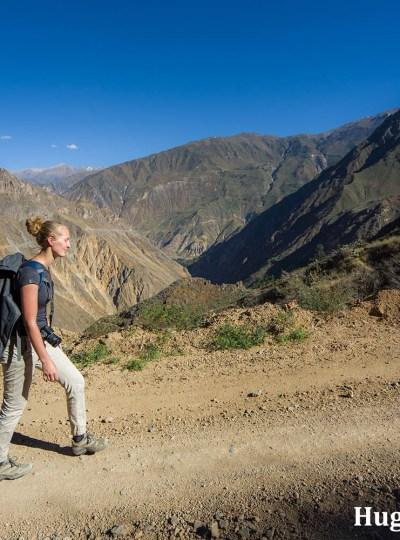 Hiken in de Colca Canyon zonder gids
