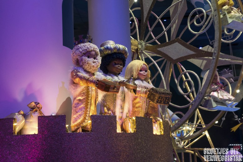 De Drie Wijzen in It's a small world