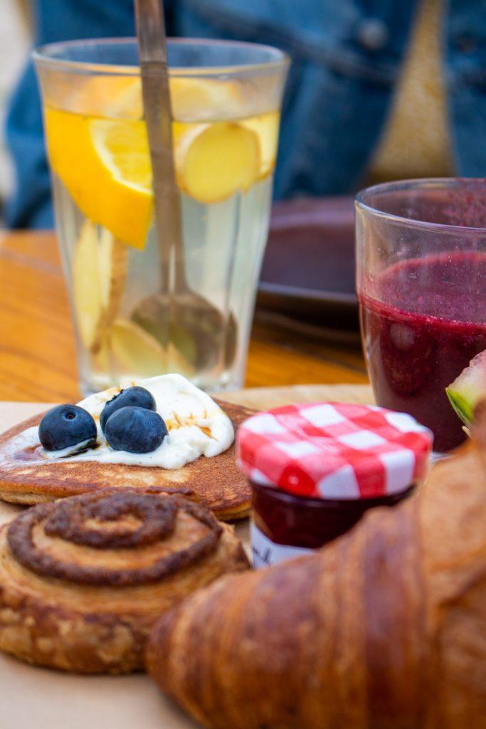 Ontbijtje bij Brasserie Buitenhuis