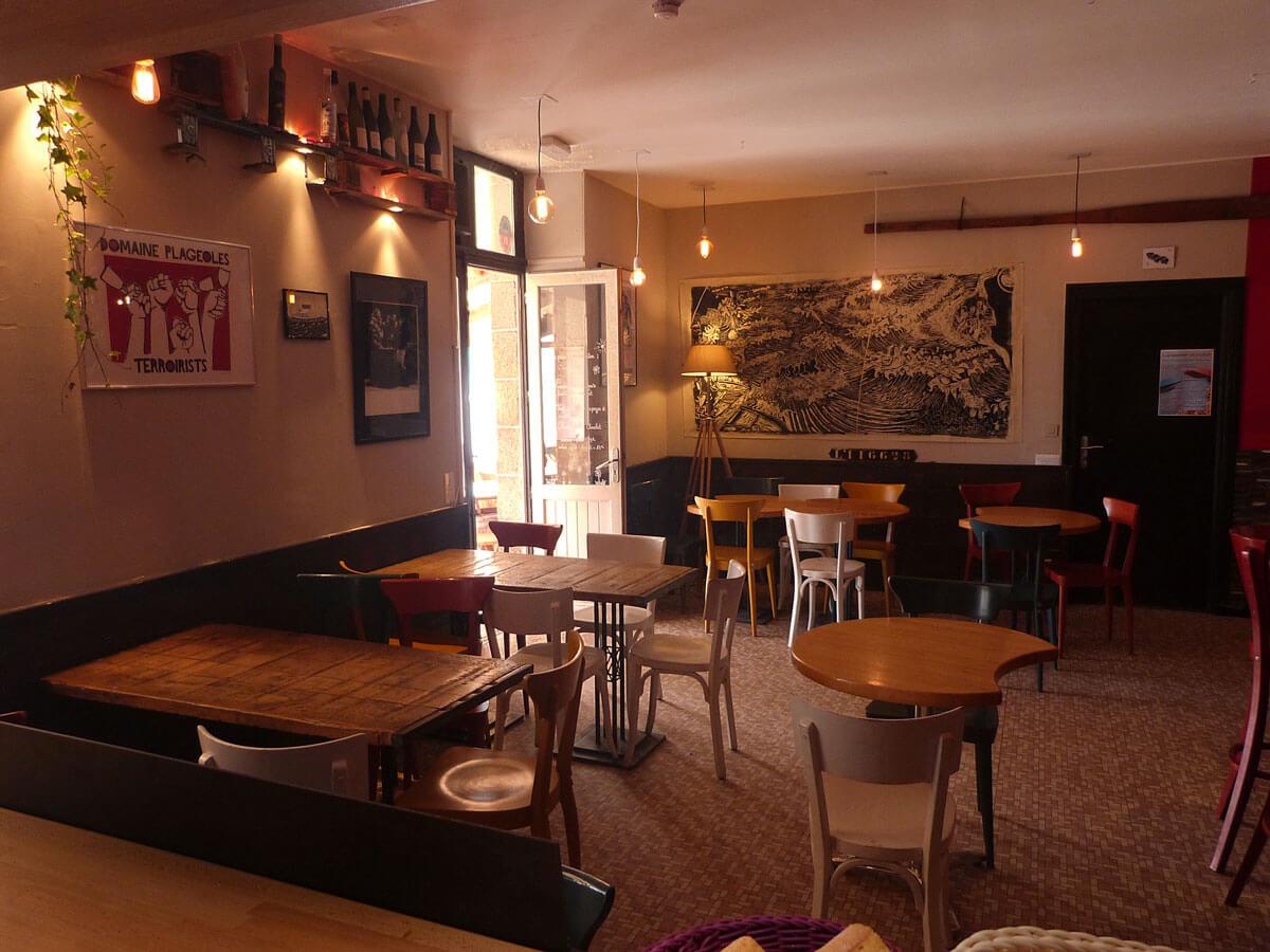 Bar Le Mojo Bar Et Caf Sur Le Port De Lle De Groix